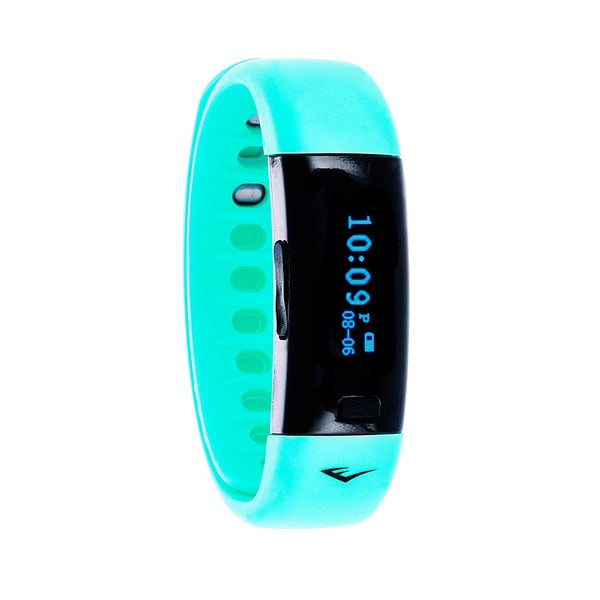 Everlast Women's Turquoise Wireless Fitness Activity Tracker / Sleep Monitor