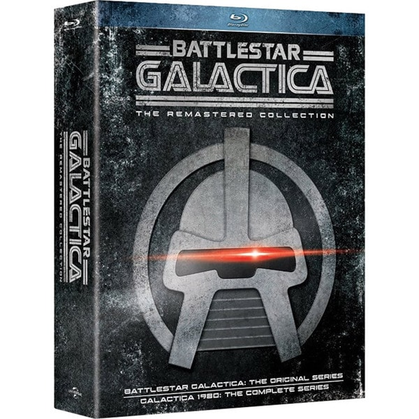 Battlestar Galactica: The Remastered Collection (Blu-ray Disc) 14416862