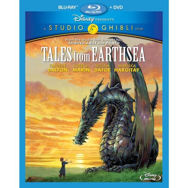 Tales From Earthsea (Blu-ray/DVD) 14416912