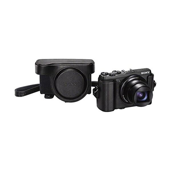 Sony Cyber-shot DSC-HX50VBD 20.4 Megapixel Compact Camera - Black