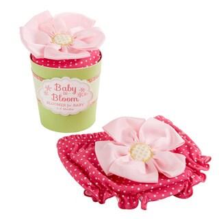 Girls' Baby in Bloom Flower Bloomer