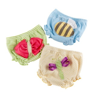 Girls' Buzzin' Bloomers (Set of 3)