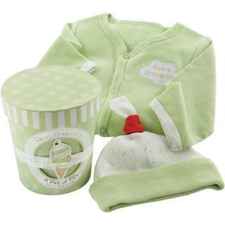 'Sweet Dreamzzz' A Pint of PJ's Sleep-Time Gift Set, Lime