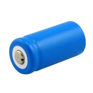 INSTEN Rechargeable Lithium-ion Battery CR123A for CR123/ CR17345/ DL123/ DL123ABU/ PL123 / BR2/ 3A/ K123LA-1