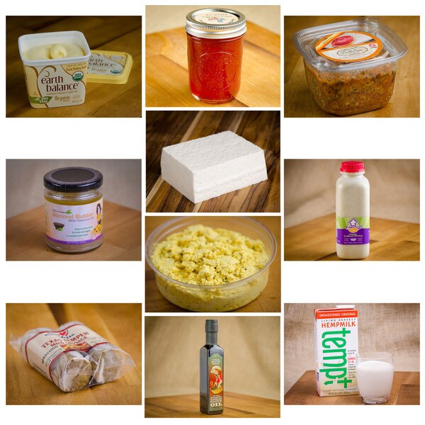 Greenling Vegan Pantry Essentials Kit (Local Delivery)