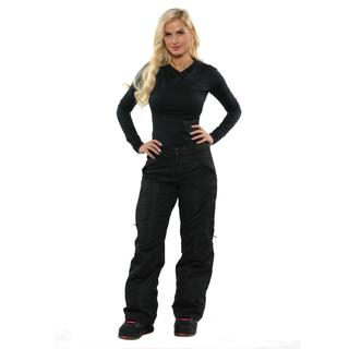 Pulse Women's Black Rider Snowboard Pants