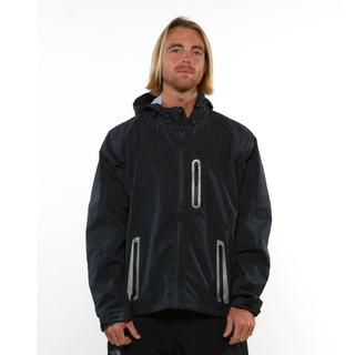 Pulse Men's Black 2.5 Layer Alps Jacket