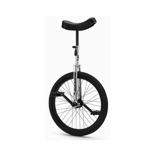 Torker Unistar CX Chrome/ Black 20-inch Unicycle