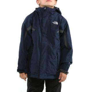 The North Face Boy's Nimbostratus Tri Cosmic Blue Jacket