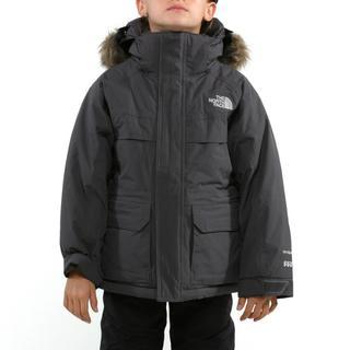 The North Face Boy's McMurdo Graphite Grey Parka