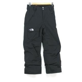 The North Face Girl's Freedom Insulated TNF Black Pant