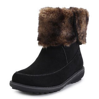Ann Creek Women's 'Dorado' Slouch Upper Wedge Boots