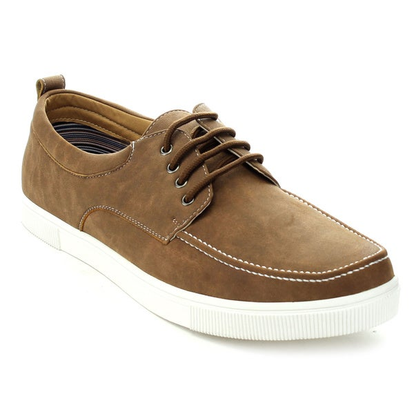 Polar Fox Men's Lace-up Casual Oxford Shoes
