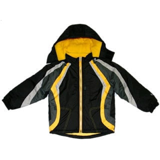 Northpoint Toddler Boys Black Fashion Jacket