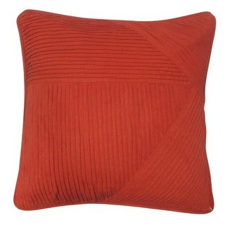Kosas Home Madison 20-inch Feather and Down Filled Decorative Pillow