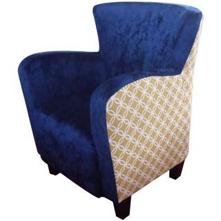Hodedah Upholstered Accent Chair