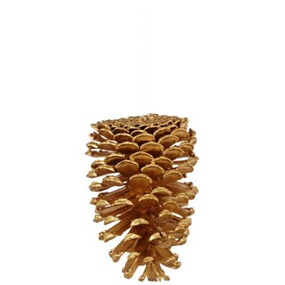 Sage & Co 5-inch Pine Cone Ornament (Pack of 12)