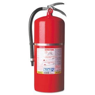 Kidde ProPlus 20 MP Dry-Chemical Fire Extinguisher, 20lb, 20-A, 120-B:C