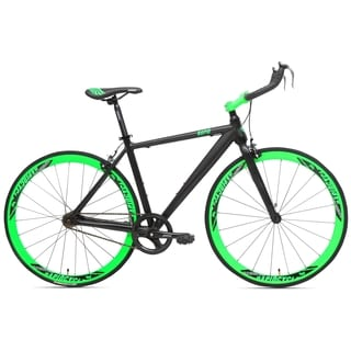 RapidCycle Evolve 700C Unisex Fixed Gear Bicycle (2 Size Options)