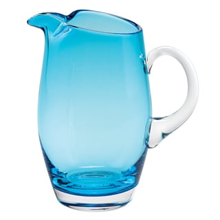 Barrel Aqua 54-ounce Pitcher