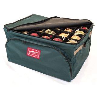 2 Tray Ornament Keeper Storage Bag