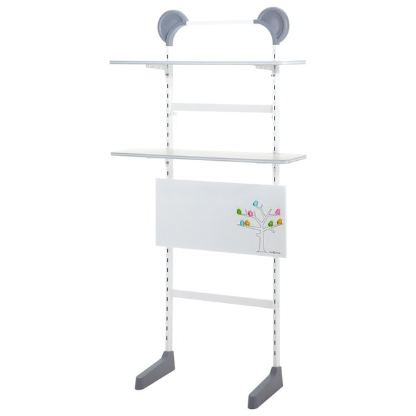 Kid 2 Youth White Freestanding Shelf Unit