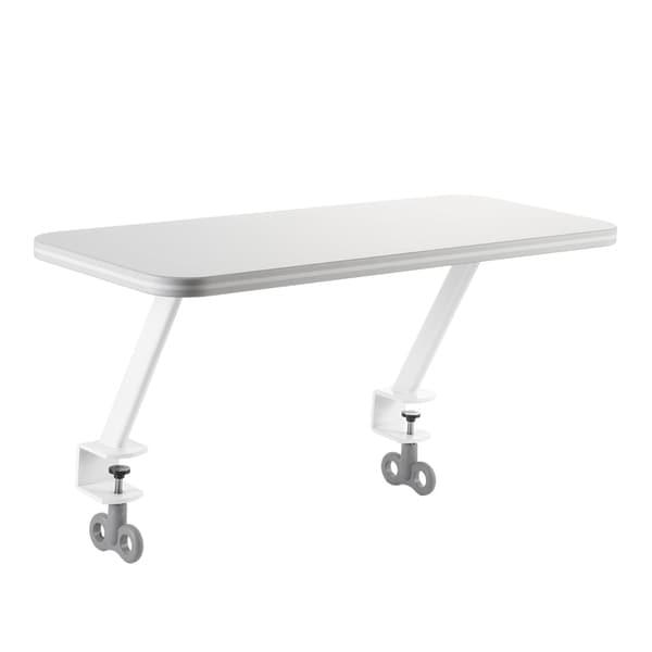 White Attachable Shelf for TCT Desks