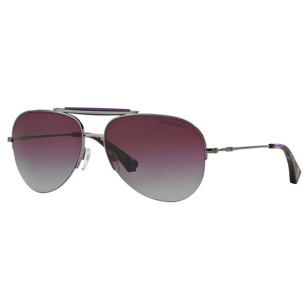 Emporio Armani Unisex Gradient Sunglasses