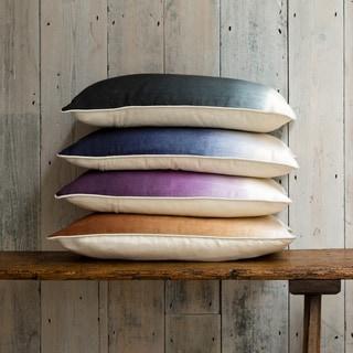 Sumatra Linen Ombre Throw Pillow