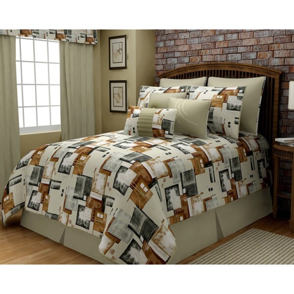 Union Square Comforter Set