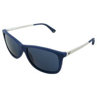 Emporio Armani Men's Blue Sunglasses