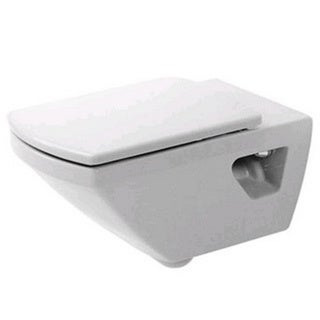 Duravit Wall-mounted Toilet Us-Version Caro White Wondergliss White