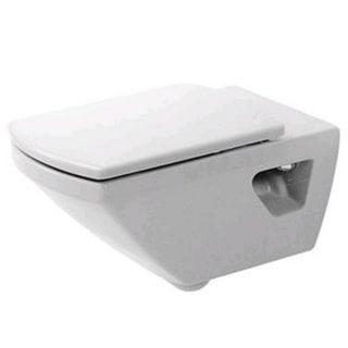 Duravit Wall-mounted Toilet Us-Version Caro White Wondergliss White
