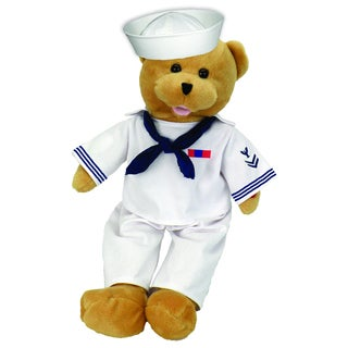 Chantilly Lane American Heroes Navy Bear