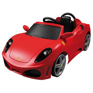 Feber Ferrari F430 6v Ride-On Car