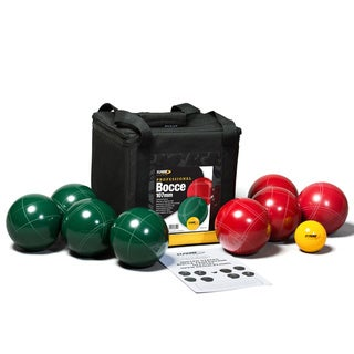 St. Pierre Sports 107mm Professional Bocce Set with Nylon Bag