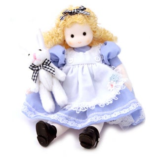 Alice Storybook Collectible Musical Doll