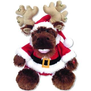 Chantilly Singing Lane Jethro Santa Moose