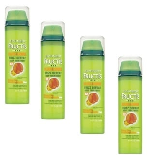 Garnier Fructis Sleek and Shine 65-ounce Frizz Defeat Treatment (Pack of 4)