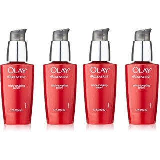 Olay Regenerist Microsculpting Serum 1.7- ounce Unboxed (Pack of 4)