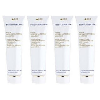 Phyto PhytoSpecific Shampooing Nutrition Intense 507-ounce (Pack of 4)