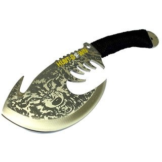 Hunt-Down 11.5-inch Wolf Axe Stainless Steel Blade Collectible