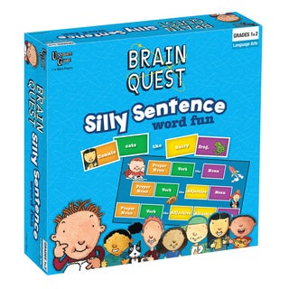 Brain Quest - Silly Sentence Word Fun