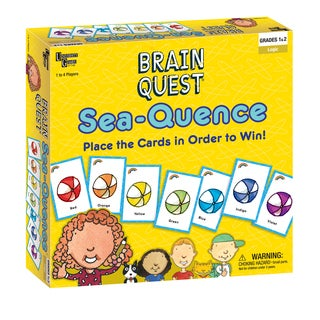 Brain Quest - Sea-Quence