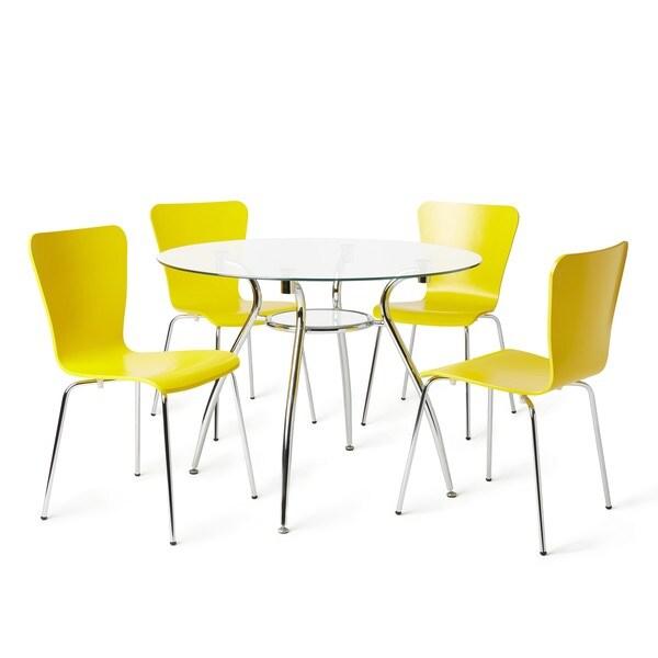 Simple Living 5-piece Itza Dining Set 14421857
