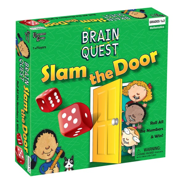 Brain Quest - Slam the Door