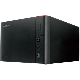 BUFFALO TeraStation 1400 4-Drive 12 TB Desktop NAS for Home Office (T