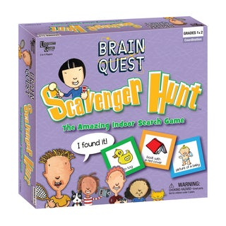 Brain Quest - Scavenger Hunt