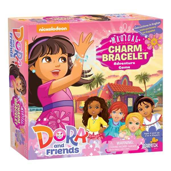 Dora and Friends Magical Charm Bracelet Adventure Game