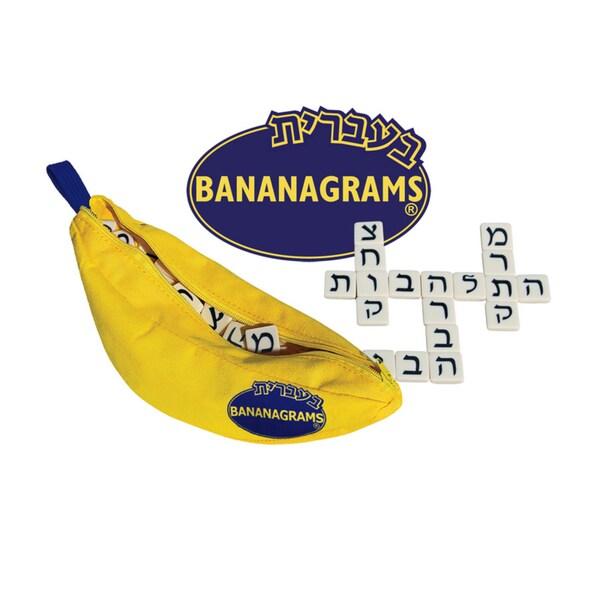 Hewbrew Bananagrams
